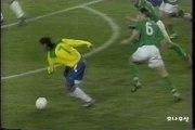 2004 Away Ronaldinho vs Ireland