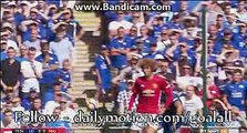 Fellaini Amazing Volley Shoot - Leicester City v. Manchester United - Community Shield 07.08.16