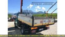 Iveco Daily  65C15 GRU  RIBALTABILE...