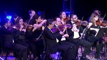Meyer LAHMI présente le National Arab Orchestra dans une reprise de Mohamed ABDELWAHAB...YA MSAFER OUAHDEK