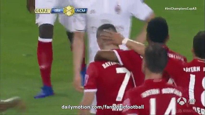 0-1 Segio Agüero Goal HD - Arsenal vs Manchester City 07.08.2016 HD
