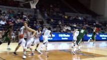 2014-15 William and Mary Men's Basketball Highlights at Rice