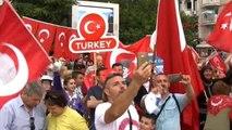 Dha Dış Haber - Makedonya Türkleri Son 'Demokrasi Mitingi'ni Düzenledi
