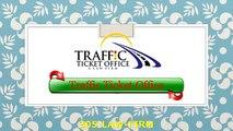 Miami Traffic Ticket Lawyers - Traffic Ticket Office Miami Speeding Tickets