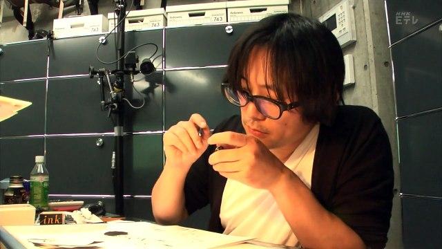 Urasawa Naoki no Manben Manga Documentary S2E2 2016 - Hanazawa Kengo [720]