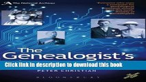 The Genealogists Internet The Essential Guide to Researching Your Family History Online