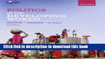 [Read PDF] Politics in the Developing World Download Online