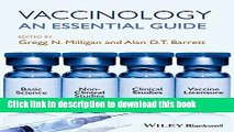 Books Vaccinology: An Essential Guide Free Download