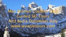 Dolomites Ski Holidays La Villa Alta Badia Italy By WoW Ski Tours