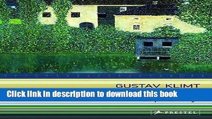 Download Gustav Klimt: Landscapes PDF Online