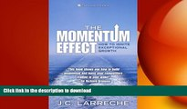 Momentum Effect, The (paperback): How to Ignite Exceptional Growth