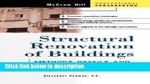 [PDF] Structural Renovation of Buildings: Methods, Details,   Design Examples Full Online