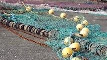 etaples ramendement des filets de pêche