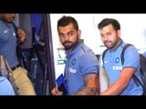Indian Cricket Team At Airport Leaving for West Indies | Virat Kohli,Rohit Sharma,Shikhar Dhawan