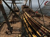 Empire  Total War - HMS Victory vs. USS Constitution