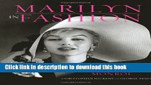 Download Marilyn in Fashion: The Enduring Influence of Marilyn Monroe Book Online