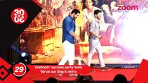 Salman Khan To Do A Cameo In 'Judwaa 2',Shah Rukh  & Deepika  To Romance On Screen Again & More