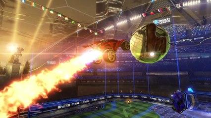 Rumble Trailer de Rocket League