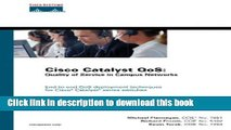 [Popular] E_Books Cisco Catalyst QoS: Quality of Service in Campus Networks (Networking