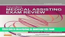 [Popular] Book Saunders Medical Assisting Exam Review, 4e Free Online