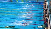 JO : première médaille pour la France en natation