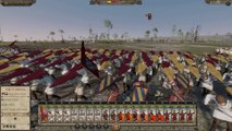 EPIC CINEMATIC SIEGE OF CALAIS - Medieval Kingdoms  Total War Mod Gameplay