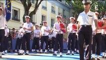 Bagad de Lann-Bihoué - Live @ Grande Parade des Nations celtes 2016