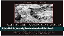 Download Chinese Women and Rural Development: Sixty Years of Change in Lu Village, Yunnan Book