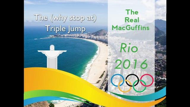 Rio 2016 - The Triple Jump