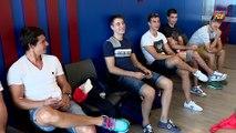 FCB Hoquei: comença la pretemporada per al Barça d'hoquei