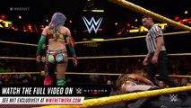 Aliyah vs. Asuka- WWE NXT, Aug. 3, 2016 - YouTube