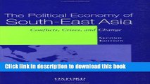 [Popular Books] The Political Economy of South-East Asia: Conflict, Crisis, and Change Full Online