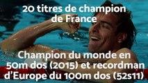 JO de Rio : 5 choses à savoir sur Camille Lacourt