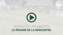 Empoli FC - FC Nantes : le résumé