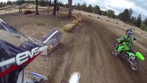 NW Racing Association Washington State MX Championship Series Rd#11 Saturday 08/06/16 40+A/B Moto 2