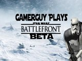 Starwars Battlefront Beta (Montage)