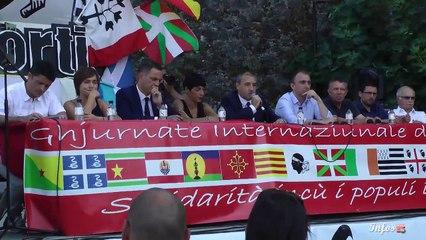 Pouvoir nationaliste : cinq ans pour changer les choses (interview du président de l'Assemblée de Corse, JG Talamoni)