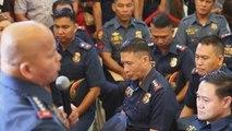 El jefe de la Policía de Filipinas se reúne con agentes sospechosos de narcotráfico