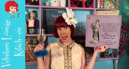 Cocktails And Florence Foster Jenkins!