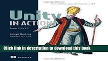 [Popular] Book Unity in Action: Multiplatform Game Development in C# with Unity 5 Full Online