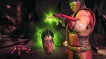Mortal Kombat X- SMOKE, RAIN, BARAKA, & SINDEL KOMBAT PACK #2-! (MKX DLC)