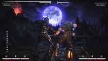 Mortal Kombat X- Smoke Gameplay Breakdown! - Mortal Kombat X KOMBAT PACK 2 DLC Gameplay