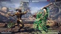 Mortal Kombat X- NEW Leatherface Gameplay Breakdown! - (MKX KOMBAT PACK 2 DLC)