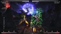 Mortal Kombat X- Cyrax Gameplay Breakdown! - Mortal Kombat X KOMBAT PACK 2 DLC Gameplay