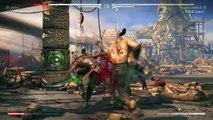 Mortal Kombat X- ALIEN_Xenomorph Gameplay Teased For The ESL Season Finals- (MKX KOMBAT PACK 2 DLC)
