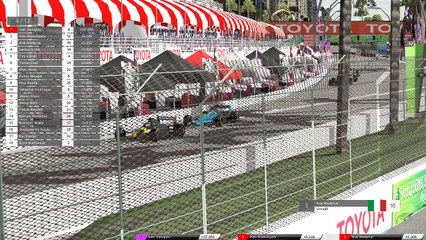 xrpm formula 1 - Part 1- Long Beach