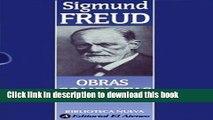 [Popular Books] Obras Completas Sigmund Freud (Biblioteca Nueva / New Library) (Spanish Edition)