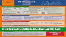 [Full] The PMP Exam: Quick Reference Guide, Fifth Edition: Written by Andy Crowe PMP PgMP, 2013