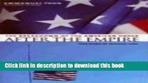 Books After the Empire: The Breakdown of the American Order Full Download