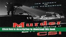 [PDF] Murder and the Making of English Csi [Full E-Books]